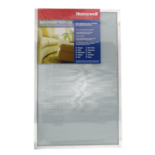 Honeywell 50000293-004 20 x 12 1/2 Post Filter 4 Filter Pack