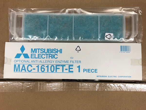 Mitsubishi MAC-1610FT-E Filter