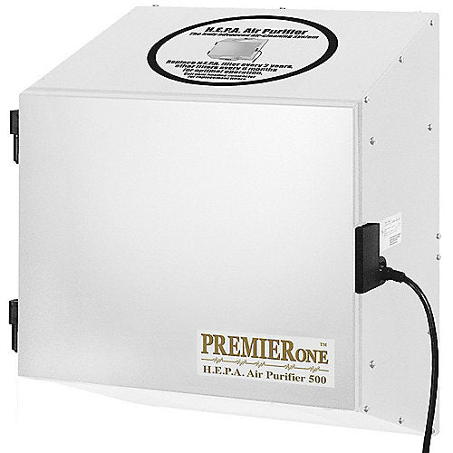 PREMIERONE PureFlo HP500 Whole House HEPA Air Cleaner