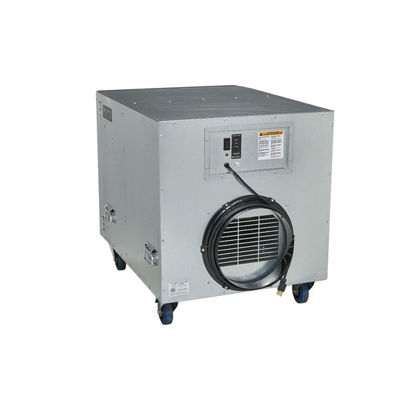Abatement Technologies HEPA-AIRE H2KMA Deluxe Model Negative Air Machine