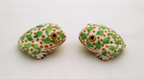 mexican-ceramic-hand-made-mexico-tablesetting-frog-figure
