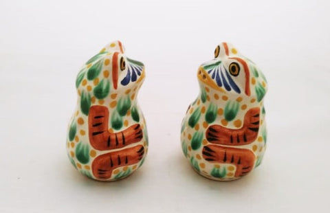 pottery-mexico-hand-crafts-art-ceramic-tableware-frog-figure