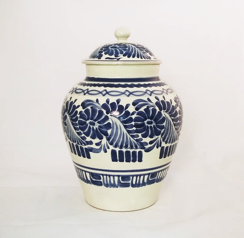 mexican talavera decorative flower vase ideas decorationa hand made mexico