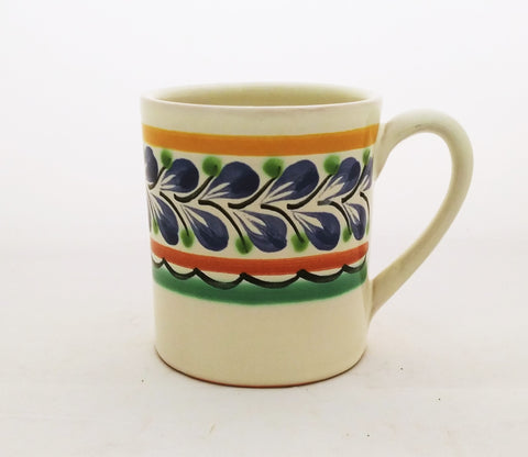 mexican mugs folk art hand made hand craft amazon mexico gorky workshop