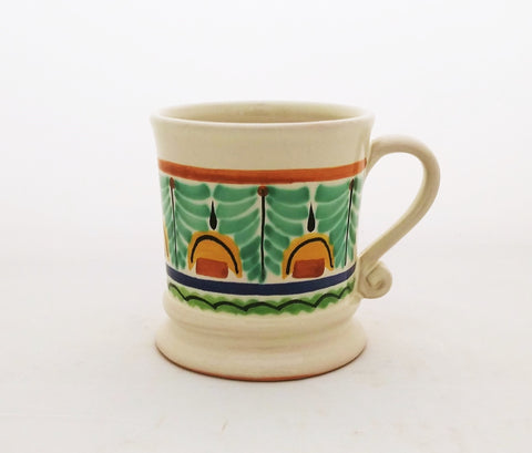 mexican mugs pottery folk art hand painted amazon mexico