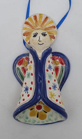 mexican-handcrafts-handpainted-christmas-ornaments-angel