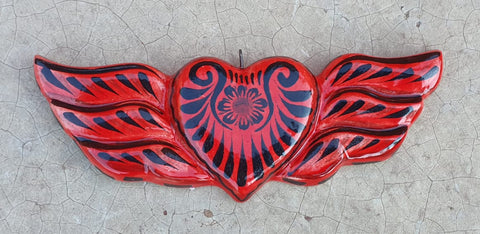mexican-pottery-heart-wins-ornament-hand-painted