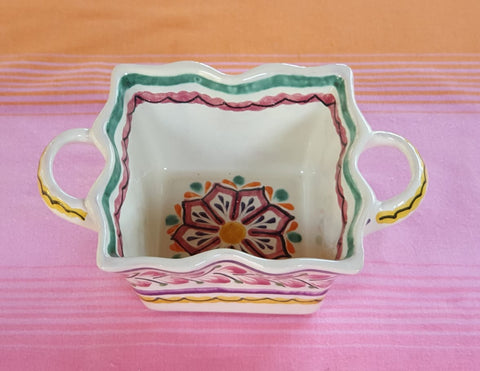 mexican-ceramic-container-snack-saucer-handpainted