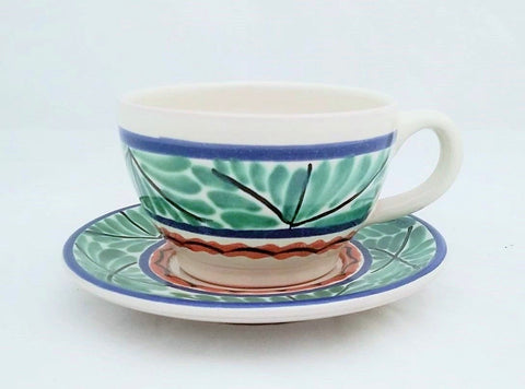 mexican-ceramic-pottery-hand-thrown-tableware-majolica-hand-made-mexico-coffre-break-green