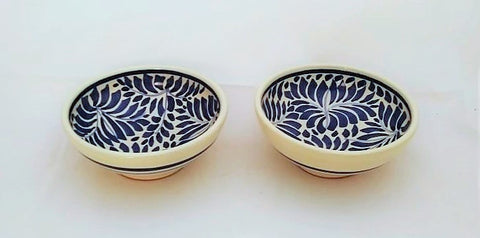 mexican-pottery-ceramic-majolica-technique-mini-snack-bowl-majolica-hand-painted-hand-made-mexico