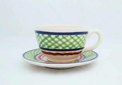 mexican-pottery-ceramic-tableware-cup-and-saucer-majolica-hand-painted-mexico-multicolors-V