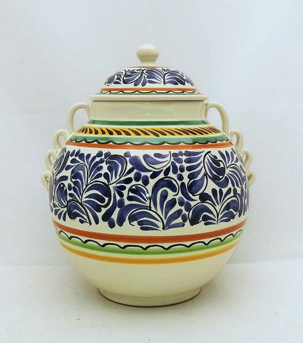 mexican-pottery-decorative-vase-for-desk-office-home-garden-hand-made-ceramic-mexico-hand-crafts-