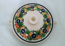 Large Plate With Lid