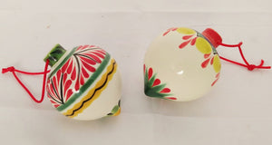 Ornament Sphere Set of 2