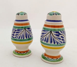 Spinning Salt and Pepper Shaker Set MultiColors