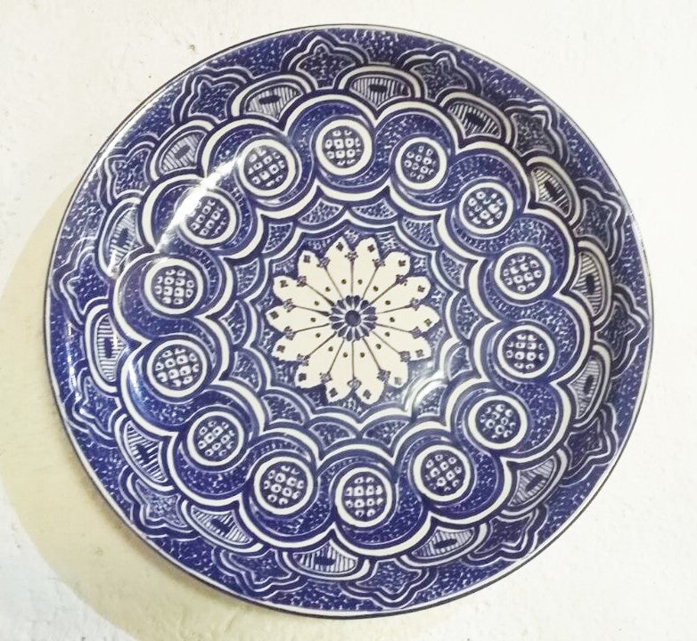 Decorative Platter Morisco Platter 20.4