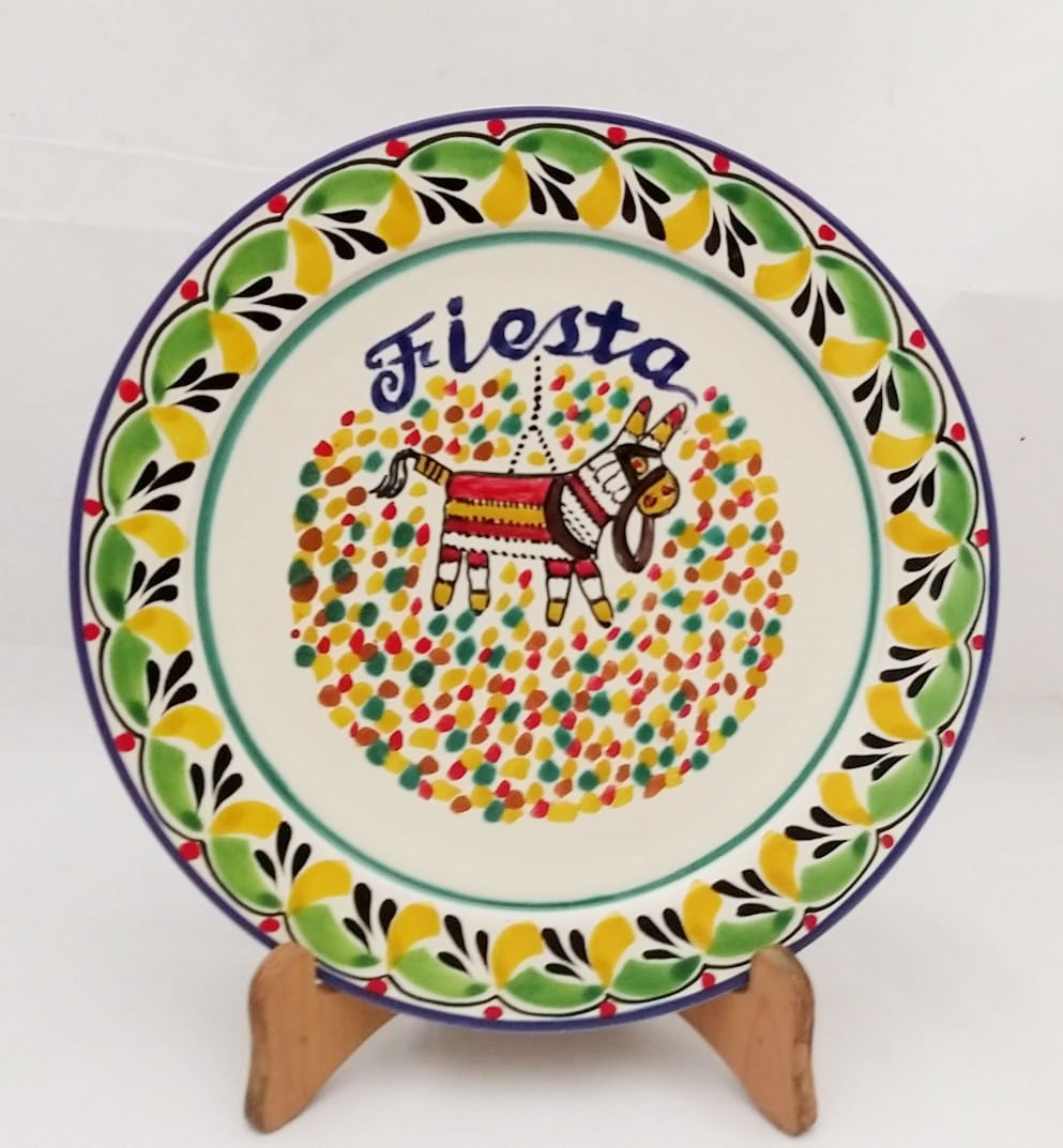Fiesta Plates Multi-colors