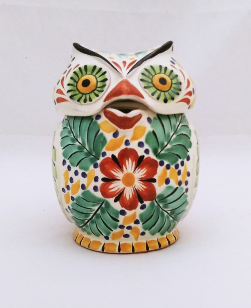 Owl Tea Pot 6.7