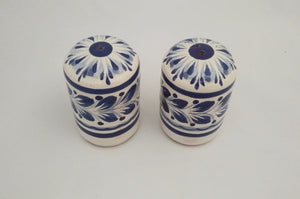 Sugar Set (5 Pieces) Blue and White