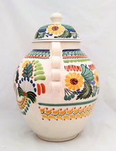 "Deer Decorative Vase Large Gto Jar 16.5"" H Traditional Multi-colors"