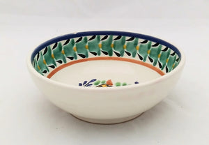 Rooster Cereal/Soup Bowl 16.9 Oz Multicolor