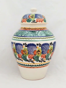 "Decorative Vase 16.5"" H Traditional MultiColors"