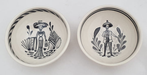 Catrina Small Bowl Set of 2 pieces 4.9