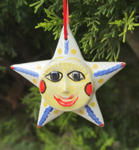 Ornament Star Multi-colors