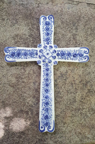 Large Paint Cross 13