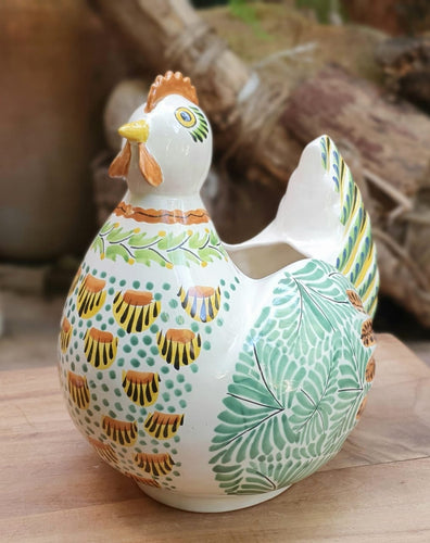 Chicken Decorative Vase 15.8