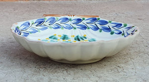 "Shell Dish Plate 4.7*5"" MultiColors"