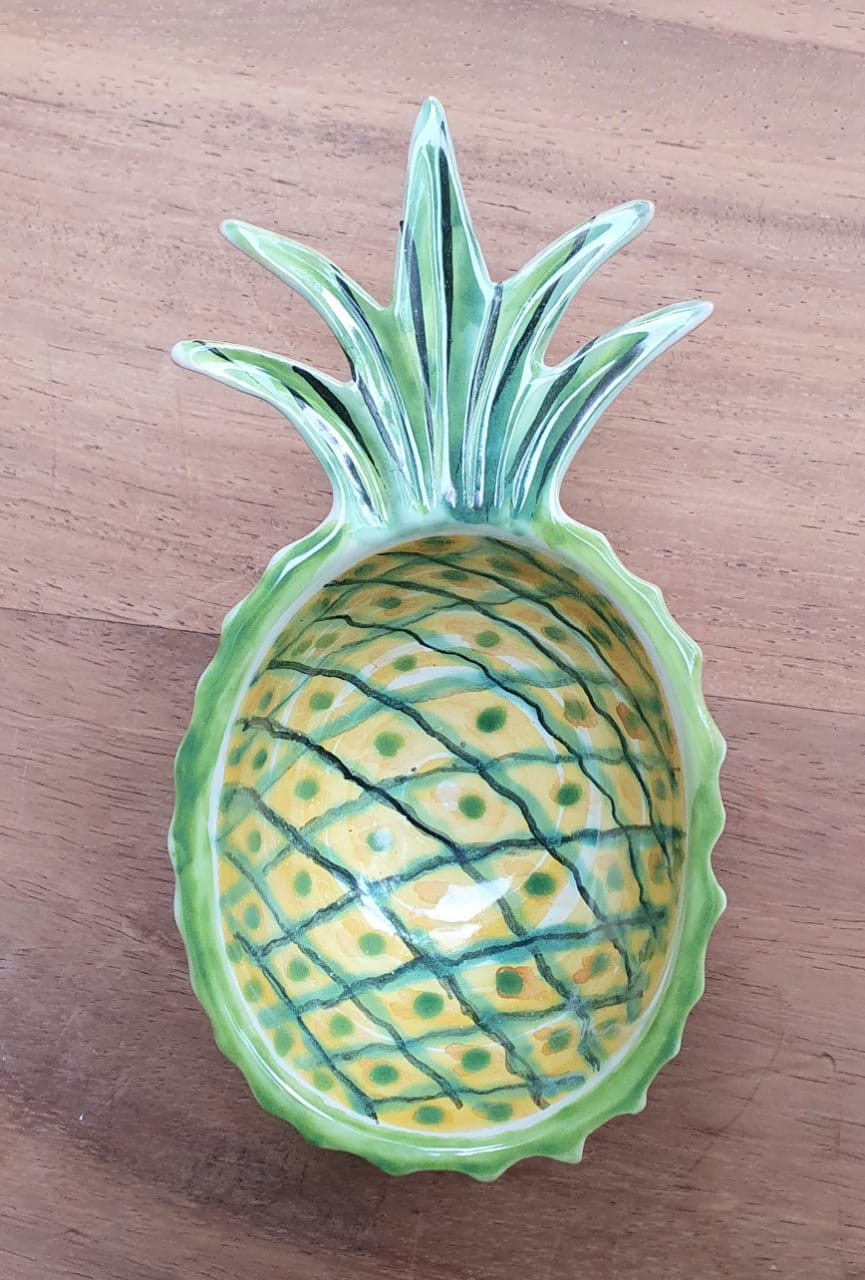 PineApple Small Snack Bowl 6.7X3.5
