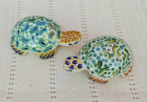 Turtle Salt and Pepper Shaker Set MultiColors