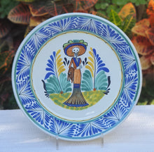Catrina Decorative Deep Round Platters Multi-colors