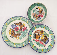 Butterfly Set Dish (6 pieces)
