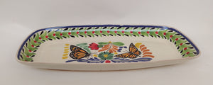 Butterfly Mini Rectangular Plate
