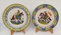 Charro Dinner Plate 10.2 in D Set of 2