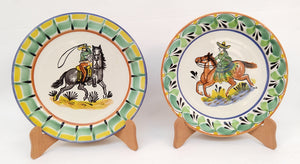 Charro Set of 2 Salad Plate 8.7 inches
