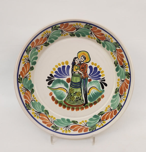Wedding Small Round Platter 11 in D