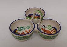 Deer Small Triple Saucer Dish