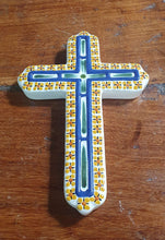 "Medium Cross 9"" Height Multi-colors"