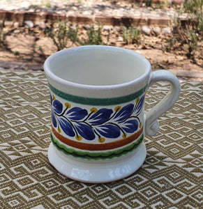 Traditional Coffee Mug 12.2 Oz Multicolor