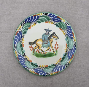 Cowgirl Plates Multi-colors