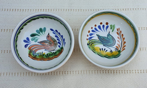Bird Small Bowl Set of 2 4.9