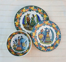 Wedding Dinner Set (3 pieces) Multicolor