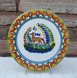 Fox Plates Multi-colors