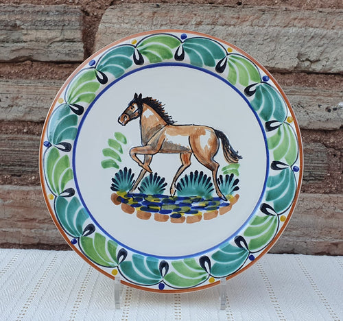 Horse Plates Multi-colors