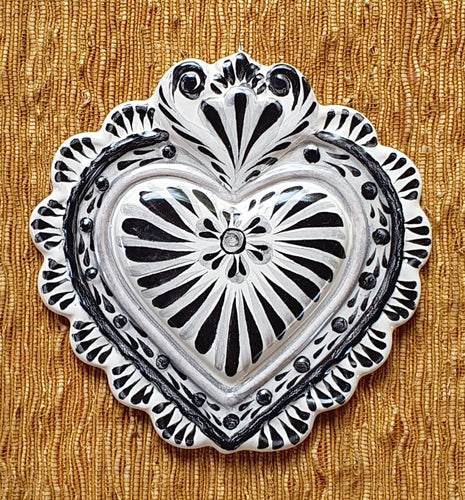 Ornament Love Heart 5*5