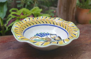Bird Flouted Pasta Bowl Multi-colors