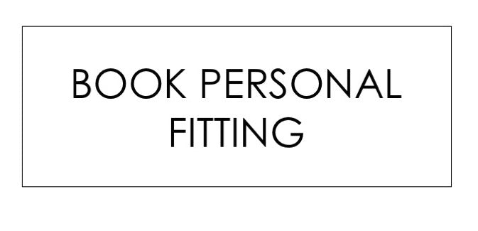 PERSONAL FITTING